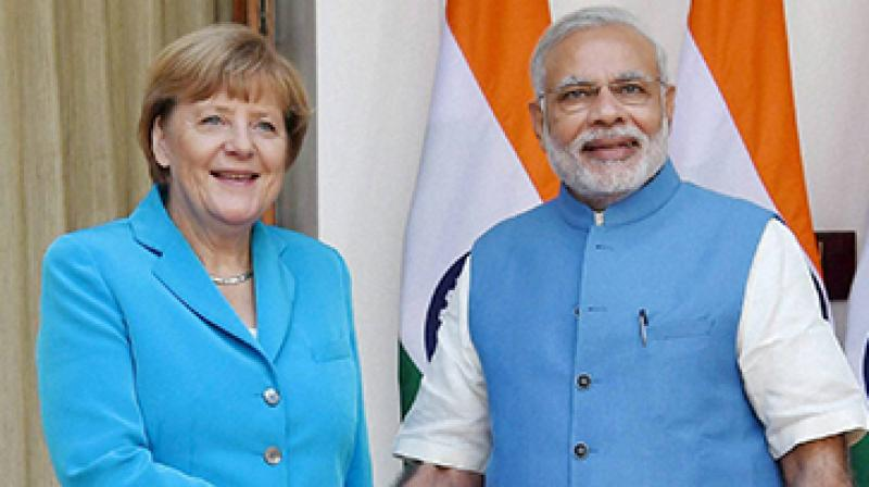 Narendra Modi will be in Berlin in the afternoon of May 29 and will have a bilateral dinner meeting with Chancellor Angela Merkel