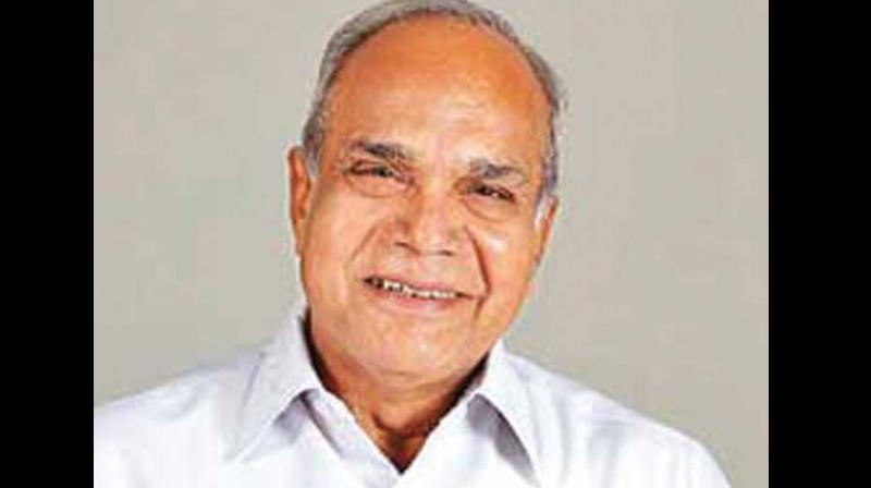 Banwarilal Purohit to be sworn in as Tamil Nadu Governor on Friday