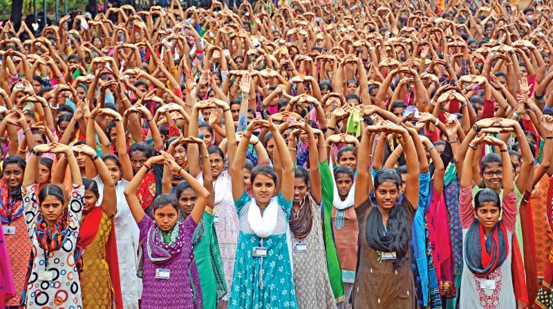 International Yoga Day: Yoga Asanas And Their Benefit For Students