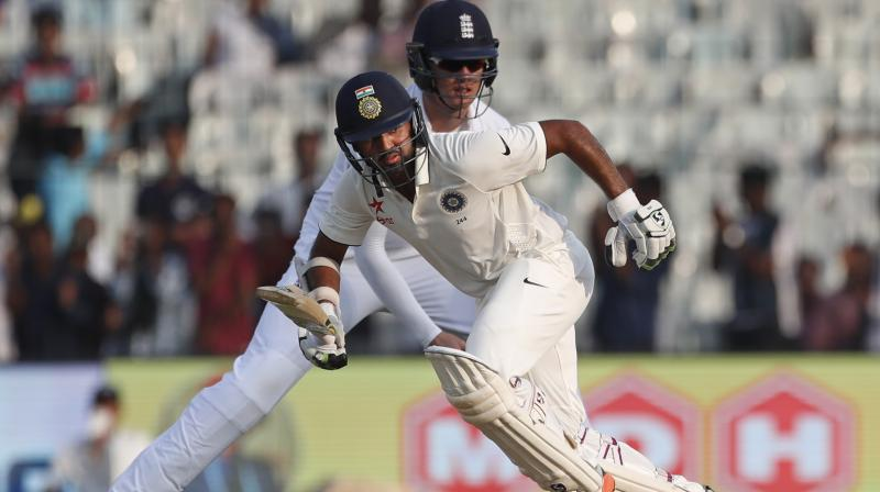 KL Rahul Leads Strong Indian Reply in Chennai