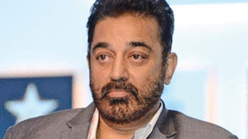 Outfit tears photos of Kamal Haasan for 'derogatory ...