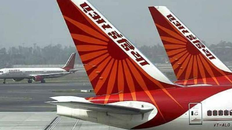 Air India is a state-run entity.