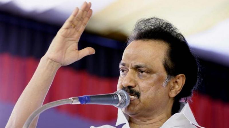 MK Stalin dispels media speculation on DMK-BJP alliance