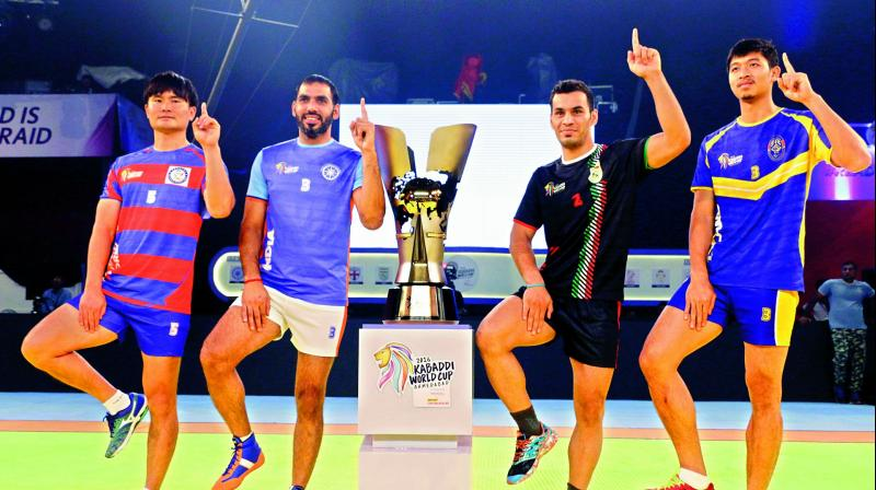 India Beat Iran to Clinch Title
