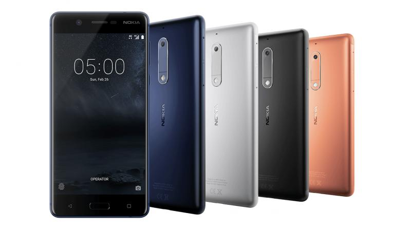 Nokia 5 Pre-booking now open, priced at Rs 12899