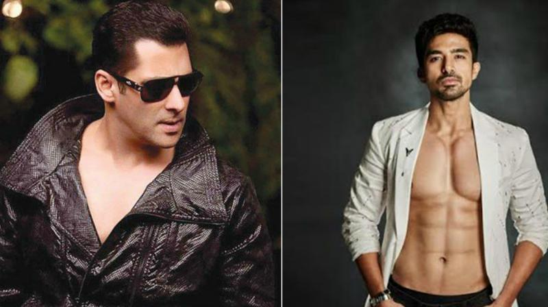 Salman is replacing Saif Ali Khan who played the main lead in Race and Race 2.