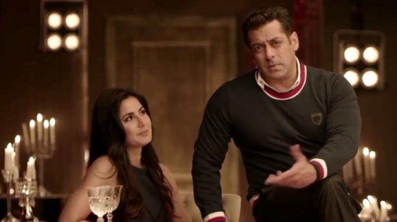 Salman and Katrina are reuniting after 5 years with Tiger Zinda Hai.