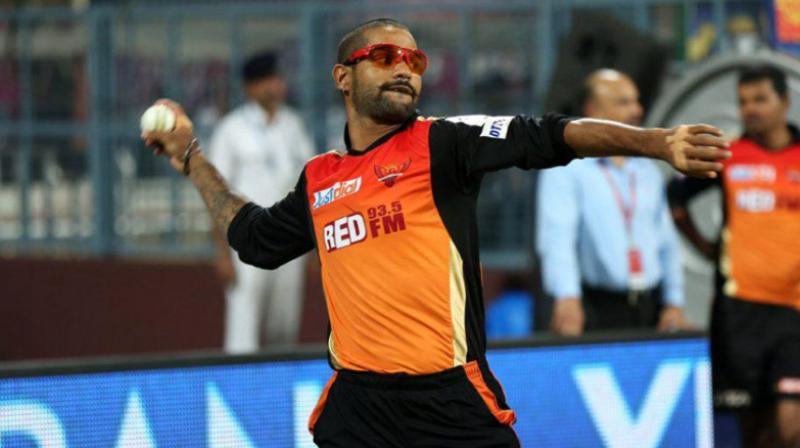 IPL 2017 Shikhar Dhawan keen on scoring big for Sunrisers ...
