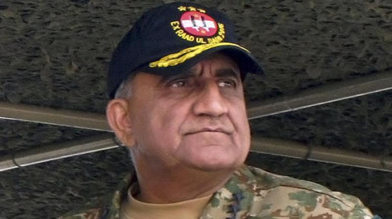 Pakistan army chief General Qamar Javed Bajwa said, 'With a belligerent India on our East and an unstable Afghanistan on our West, the region remains captive due to historical baggage and negative competition.' (Photo: AP | File)