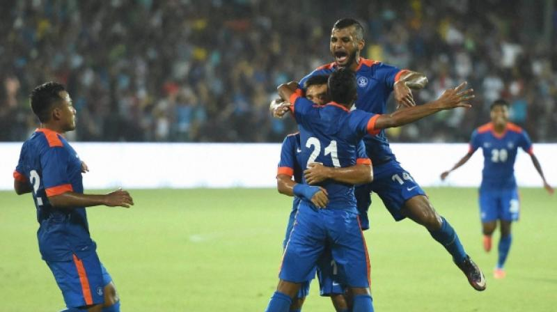 Dress rehearsal for India against Cambodia ahead of Asian Cup qualifiers