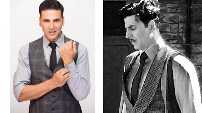 Akshay Kumar begins shooting for Reema Kagti's Gold