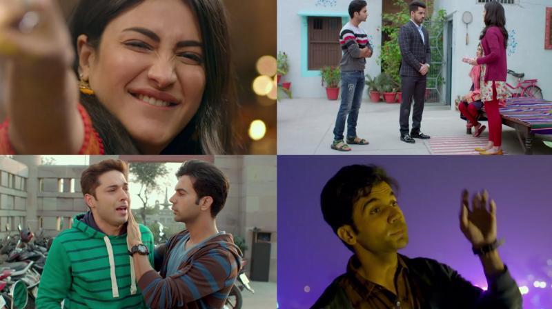 'Behen Hogi Teri' trailer released; Rajkummar Rao, Shruti Hassan stir 'Moholla love'