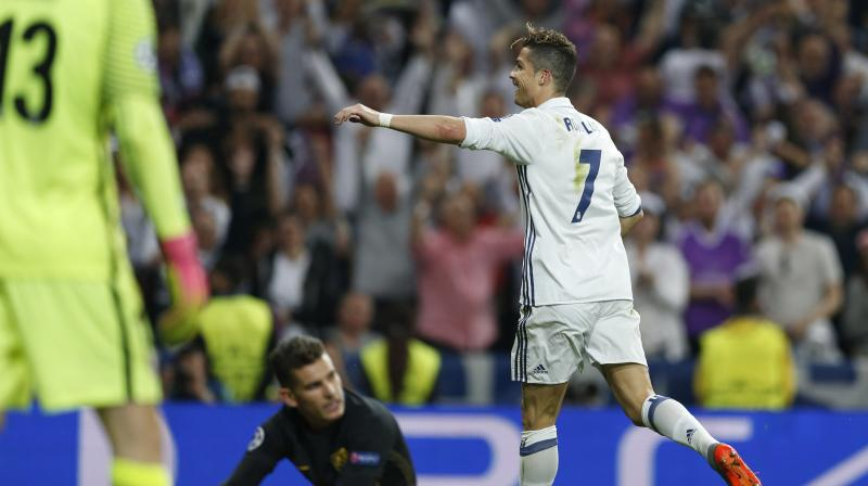 Ronaldo pleads with crowd not to jeer him