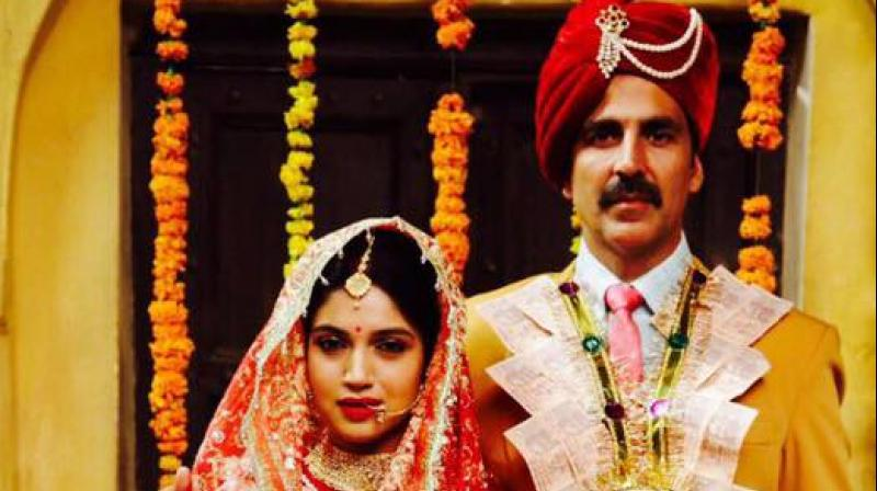 Akshay Kumar's 'Toilet: Ek Prem Katha' earns Rs. 30 crores at BO