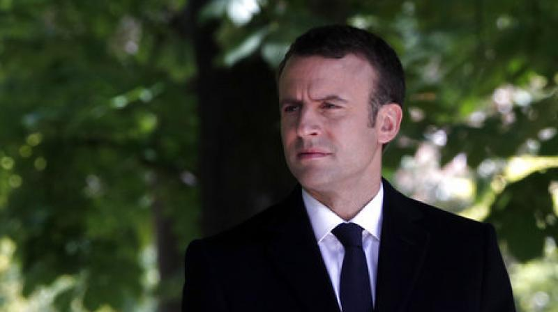 Macron to take office as French president