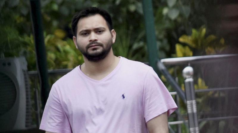 Sushil asks for Nitish's 'agnipariksha' by acting against Tejashwi