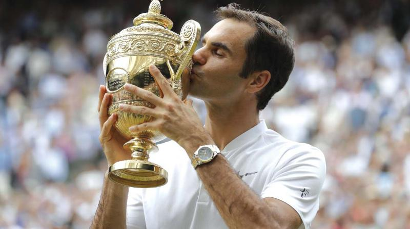 ATP Finals: Wimbledon champion Roger Federer books return to London in November