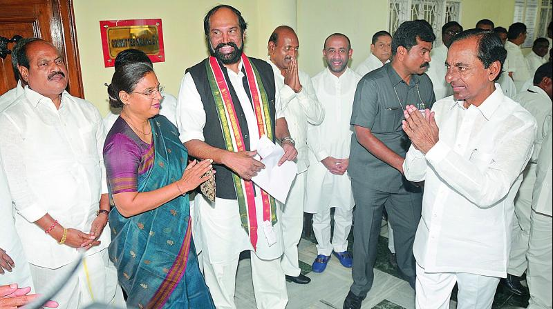 Do not spare even ministers if guilty, says KCR