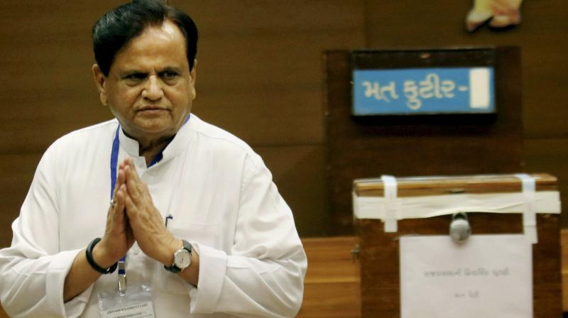 Congress leader Ahmed Patel (Photo: PTI)