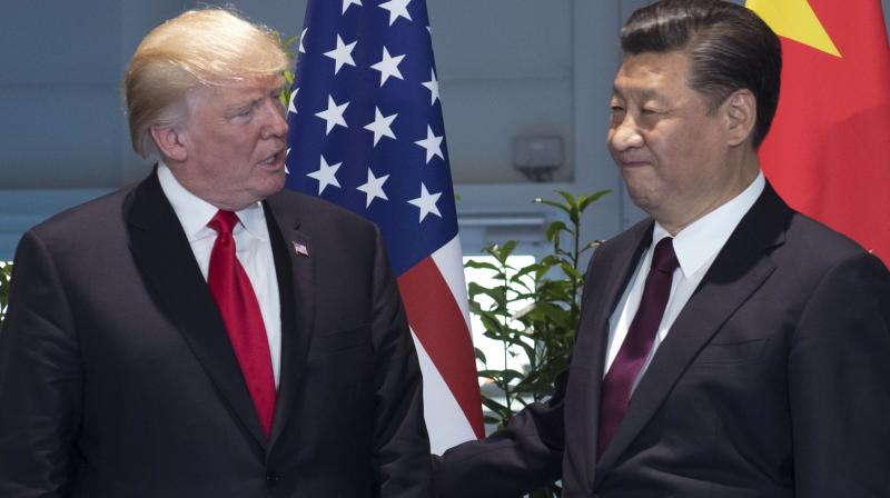 U.S. President Donald Trump, left, and China's President Xi Jinping (Photo: AP)