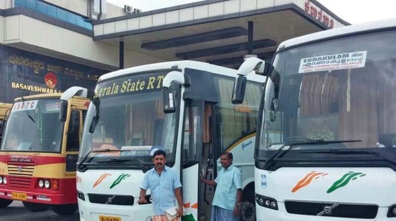 Passengers of Kozhikode-Bengaluru KSRTC bus looted