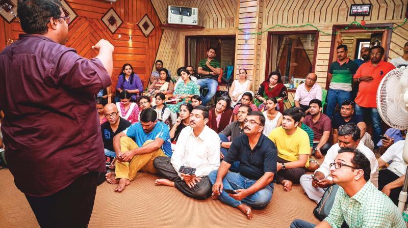 The workshops have been happening in Bengaluru, Chennai, Kochi, Thiruvananthapuram and UAE.
