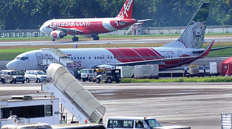 Ill-fated Air-India Express flight that skidded off the runway early on Tuesday.