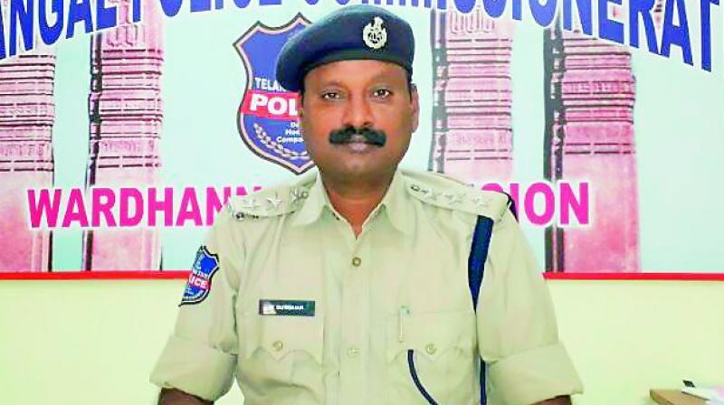 ACP M. Durgaiah