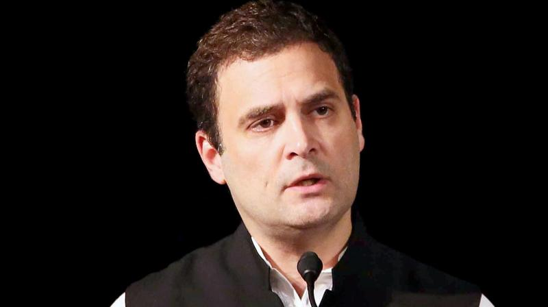 Rahul Gandhi Goes Modi Way to Woo NRIs in US