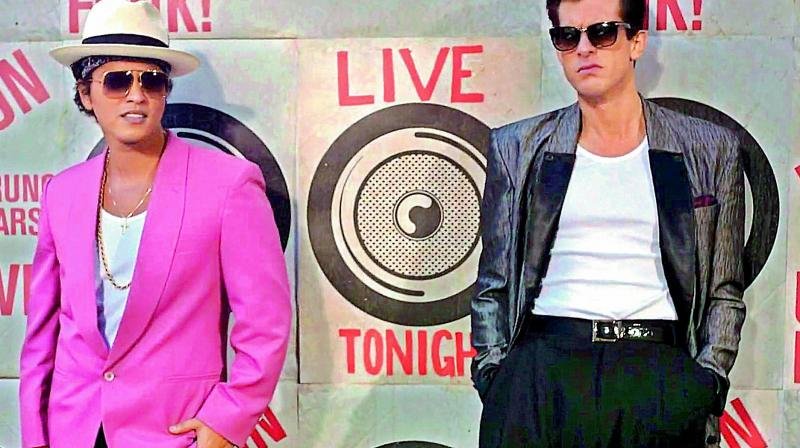 Mark Ronson, Sony, Spotify and Apple 'being sued over Uptown Funk&#39
