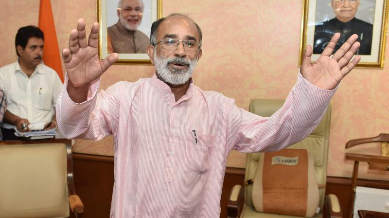 Vehicle owners can pay: Alphons