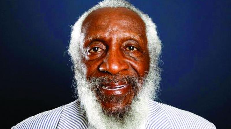 Dick Gregory's Son Responds To Emmy Snub,