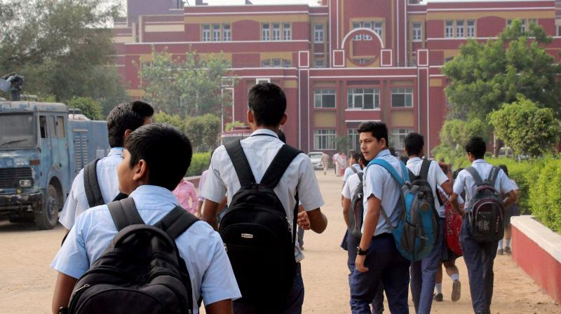 The CBI questioned 125 students of Class 10, 11 and 12 for several weeks. (Photo: PTI/File)