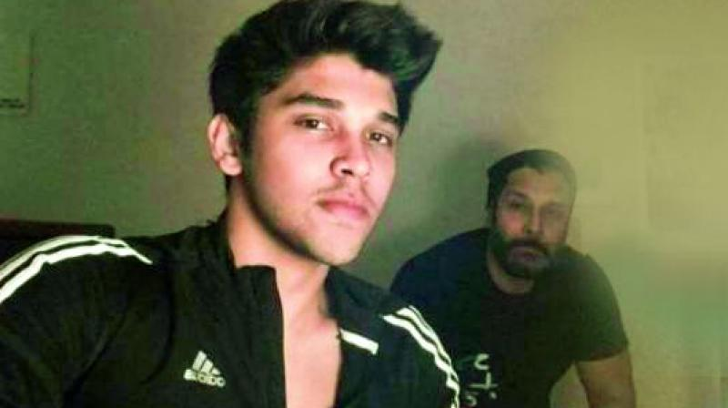 Arjun Reddy remake to star Vikram's son