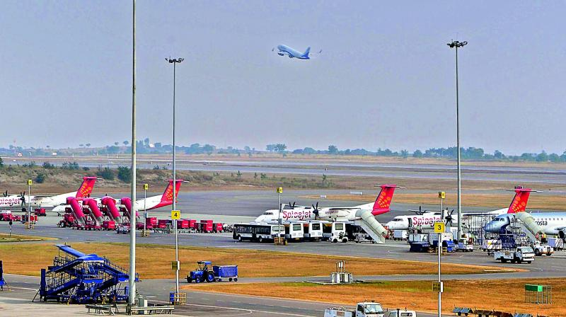 Hyderabad airport's second runway to be ready in three years