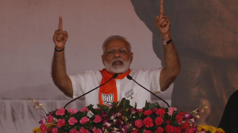 Gujarat Opinion Poll: Modi factor to help BJP; GST, DeMo biggest challenges