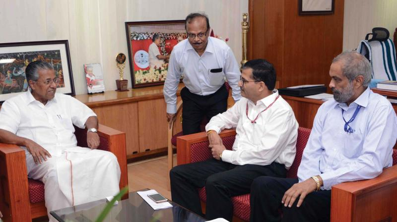 Two new railway tracks planned in T'puram-Kasaragod route