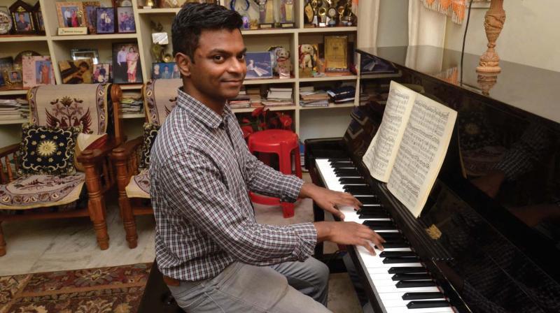 Julian will be performing with the Bombay Chamber Orchestra on November 5. (Photo: Peethambaran Payyeri)