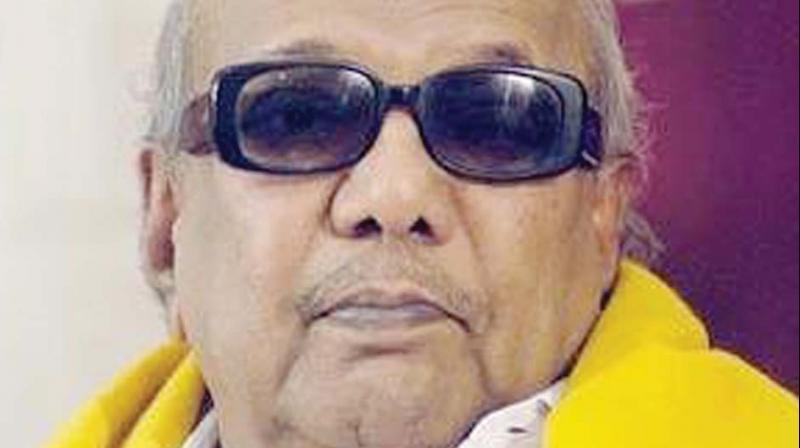 Rahul Gandhi to attend Karunanidhi's birthday celebrations in Chennai