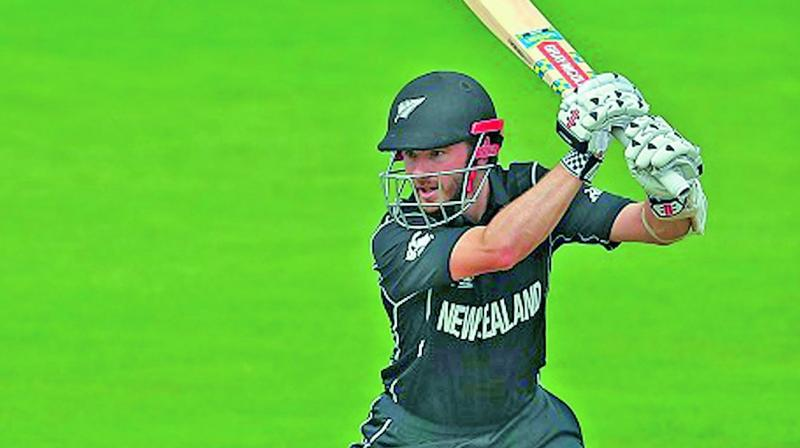 NZ win toss, batting first vs Australia in Champions Trophy