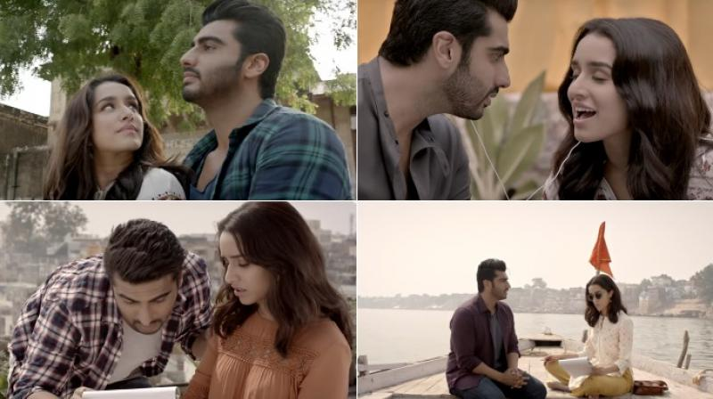 Half Girlfriend movie Phir Bhi Tumko Chaahunga song is out; Watch now