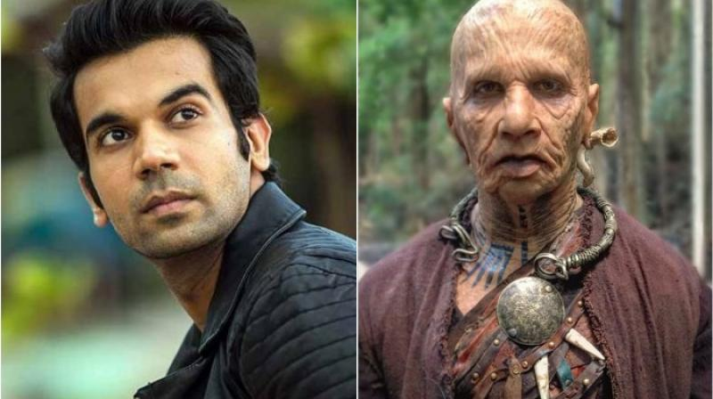 Rajkummar plays 324-year-old man in Raabta