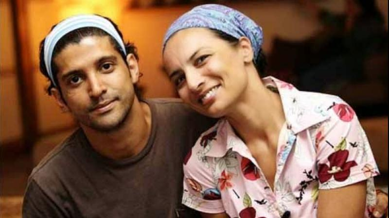 Farhan Akhtar and Adhuna Bhabani are officially divorced now