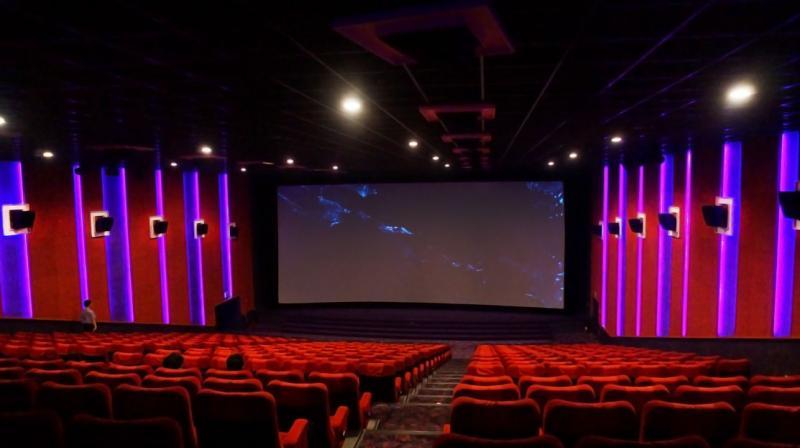 Cinema Hall.
