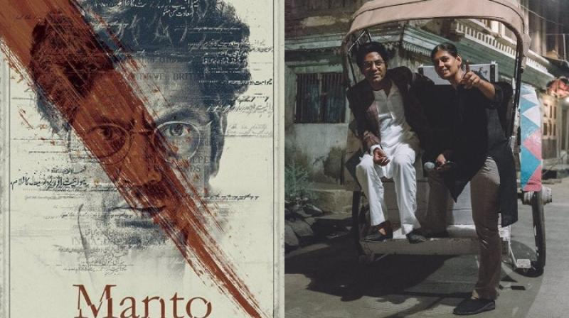 Nawazuddin transforms into Manto in first look from the film