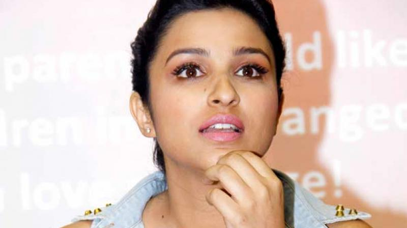 Essence of what I was saying, completely lost: Parineeti
