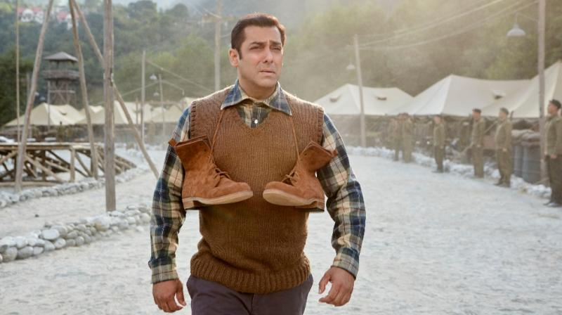 No glycerine for Salman Khan