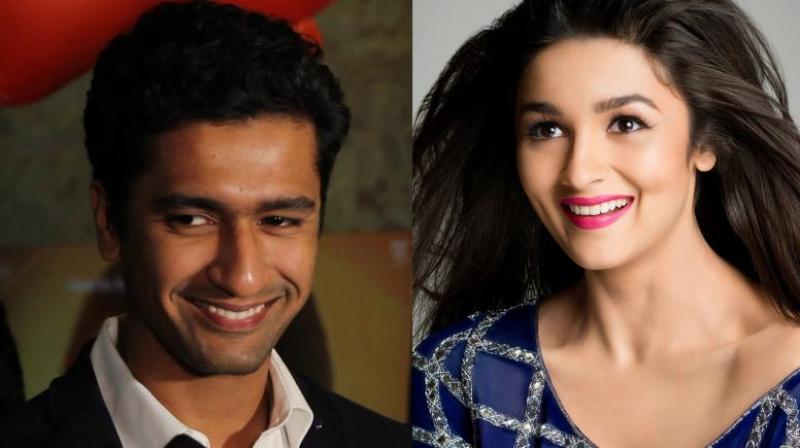 Alia Bhatt, Vicky Kaushal can't wait for 'Raazi' start