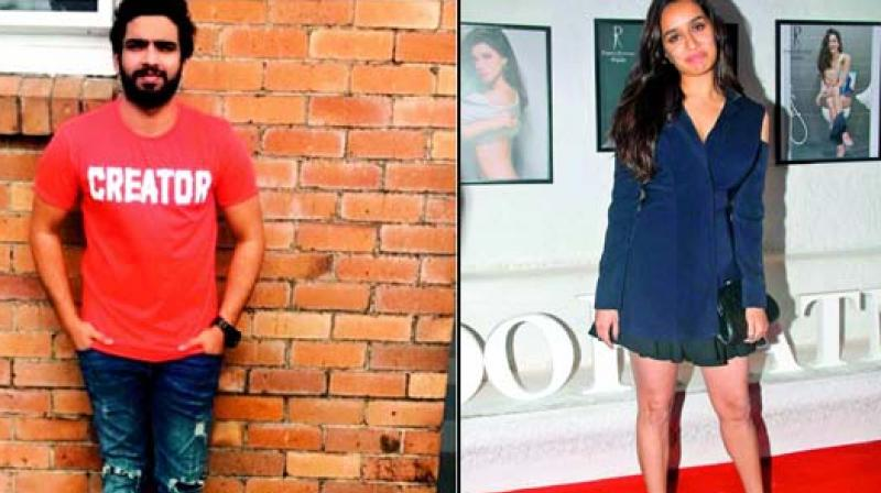 Armaan Malik and Shraddha Kapoor