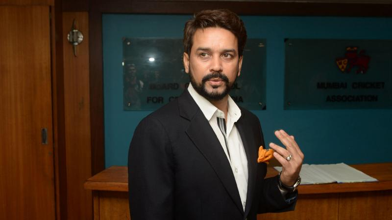 Ex-BCCI president Anurag Thakur tenders 'unconditional' apology to SC